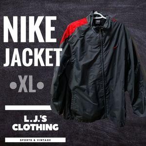 Nike Jacket Men's XL gray coat